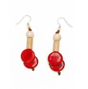 Bambu Earrings (1E245)