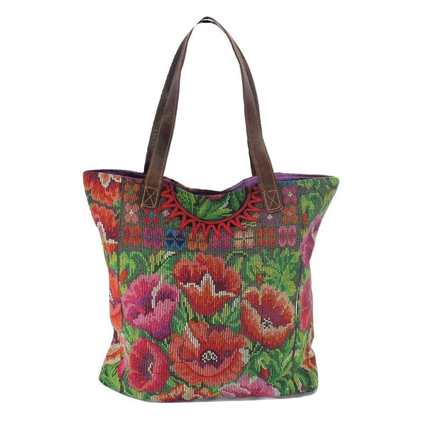 Floral Shopping Bag (AD79)