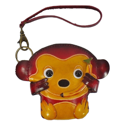 Monkey Novelty Wristlet