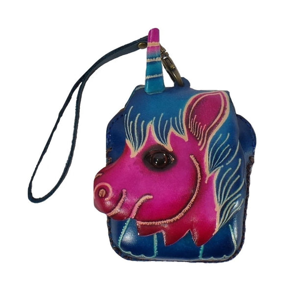 Unicorn Novelty Wristlet (E569)