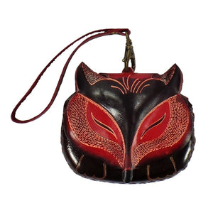 Fox Novelty Wristlet