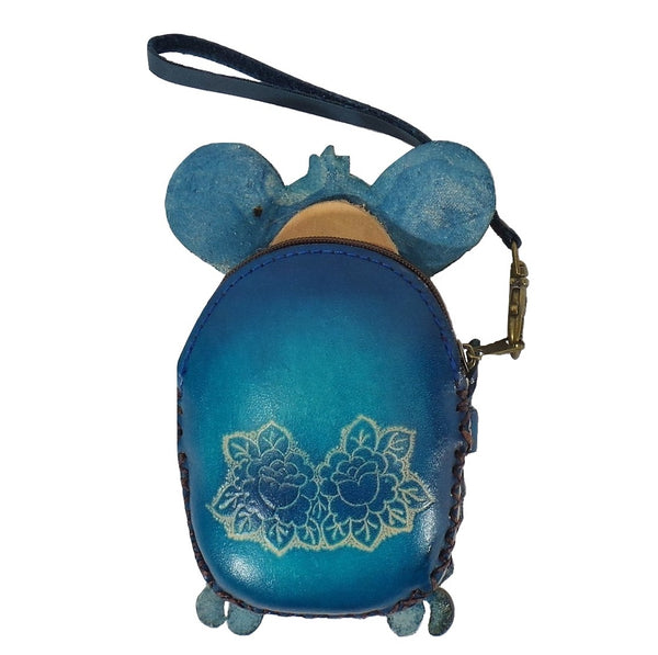 Mouse with Cheese Novelty Wristlet (E583)