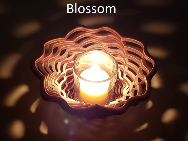 Blossom Candle Holder