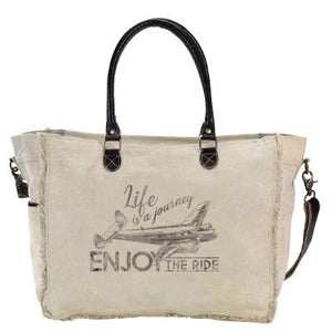 Enjoy the Ride Tote (55669)