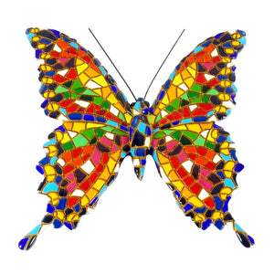 Butterfly Wall Plaque (29933)