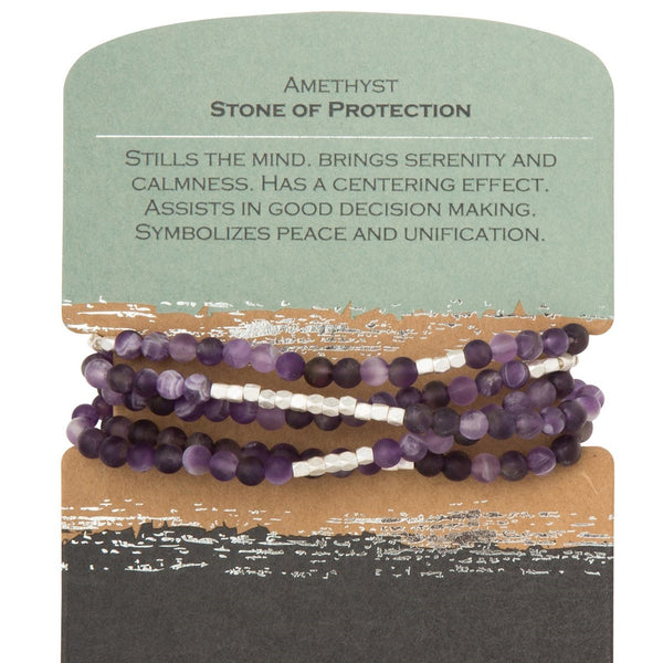 Amethyst-Stone of Protection