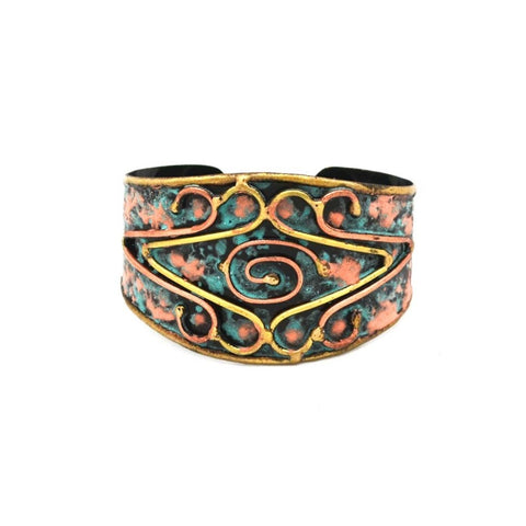 Tavisha Patina Cuff (BP243)