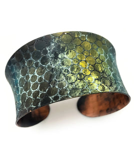 Copper Patina Cuff 278 (BP278)