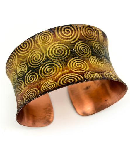 Copper Patina Cuff 280 (BP280)
