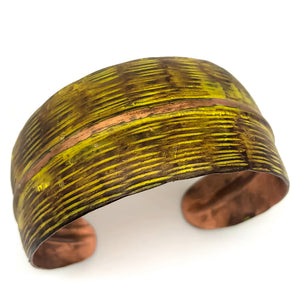 Copper Patina Cuff 281 (BP281)