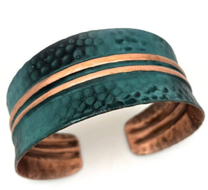 Copper Patina Cuff 287 (BP287)