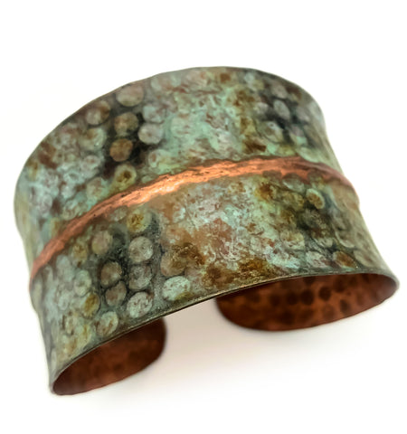 Copper Patina Cuff 288 (BP288)