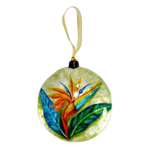 Bird of Paradise Ornament