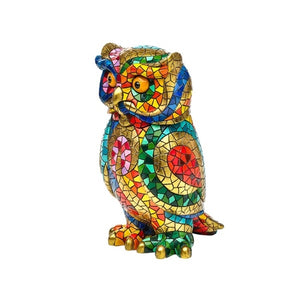 Carnival Owl-Small (43328)