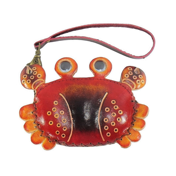 Crab Novelty Wristlet (E595)