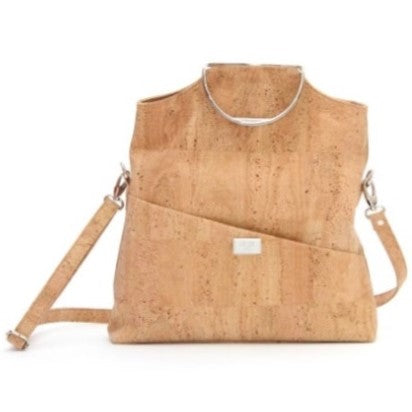 Dolores Cork Clutch/Handbag