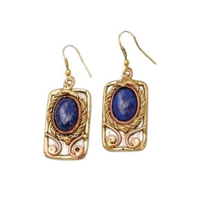 Lapis Lazuli Earrings (E2206)
