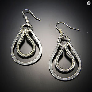 *Spring Teardrop Earrings (E460)