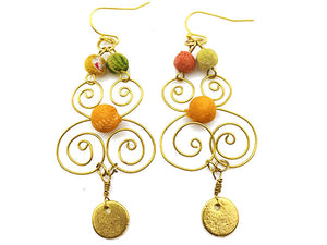 Mudita Earrings (E5005)