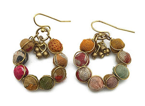 *Vrtt Earrings (E5007)