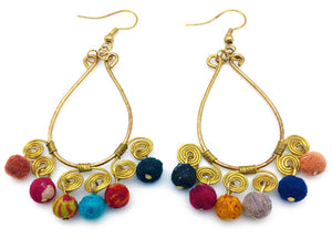 Urja Earrings (E5009)
