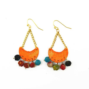 Ipsa Earrings (E5042)