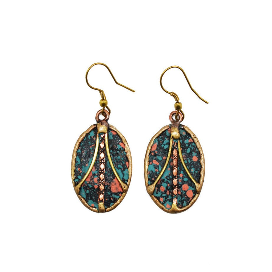 Camden Patina Earrings (EP251)