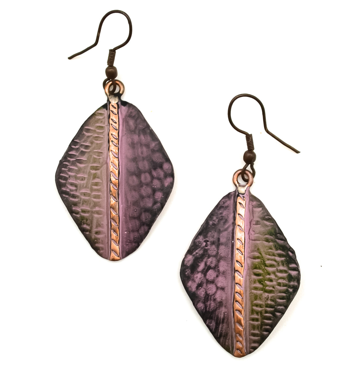 Copper Patina Earring 279  (EP279)