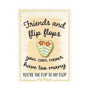 Friends and flip flops (80043)