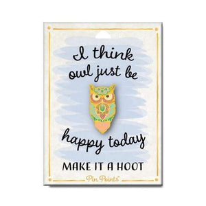 I think owl just be happy today (80029)