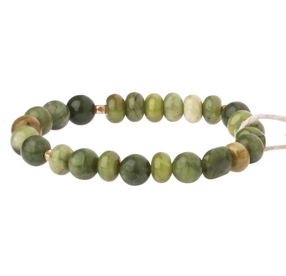 Jade Stone Bracelet-Stone of Dreams (SS010)