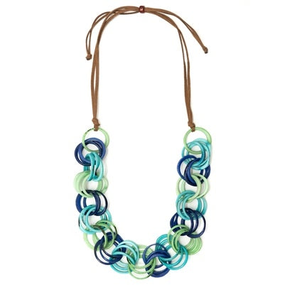 Trinity Long Necklace (LC360)