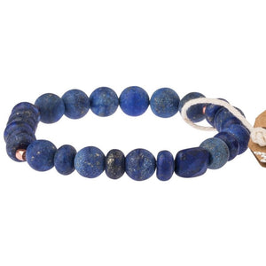 Lapis Stone Bracelet-Stone of Truth (SS005)