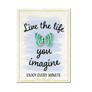 Live the life you imagine (80070)
