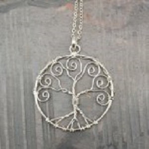 Tree of Life Necklace (N413LS)