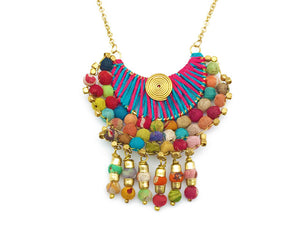 Kamal Necklace (N5013)