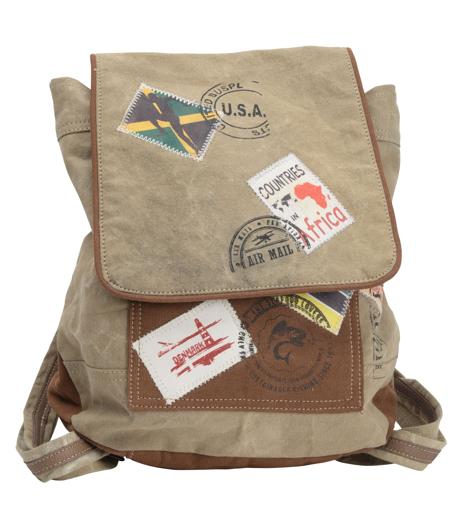 Patches Backpack (55643)