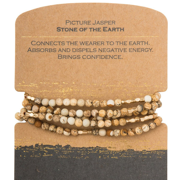 Picture Jasper - Stone of the Earth (SW018)