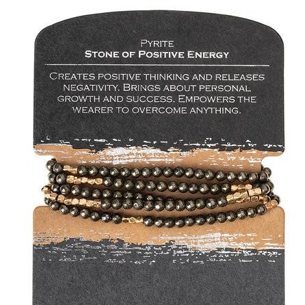 Pyrite - Stone of Positive Energy (SW027)