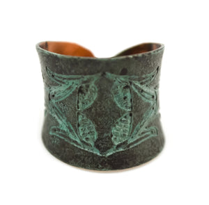 Copper Patina Ring 284 (RP284)