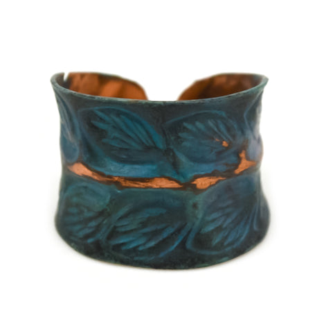 Copper Patina Ring 285 (RP285)