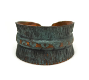 Copper Patina Ring 286 (RP286)