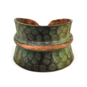 Copper Patina Ring 288 (RP288)