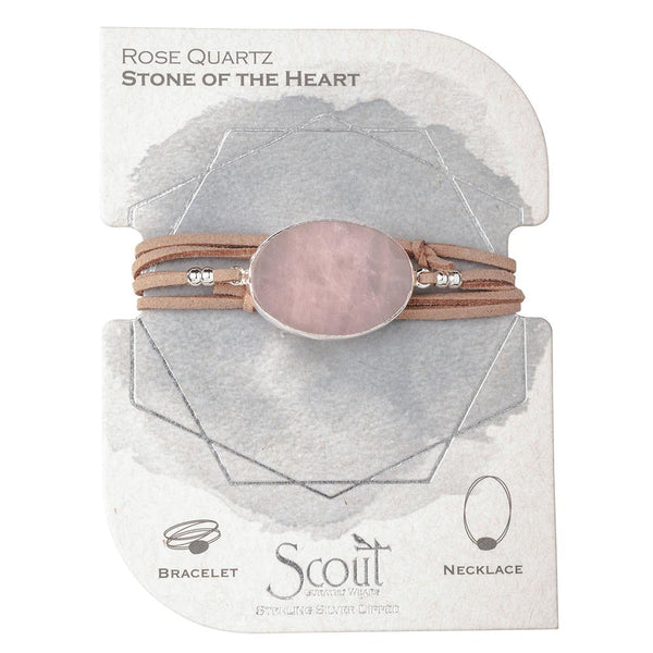 Rose Quartz: Stone of the Heart (SL003)