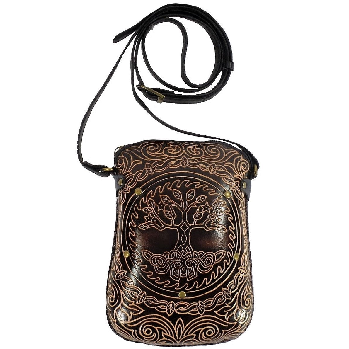 Tree of Life Cross-body Purse (AY33)