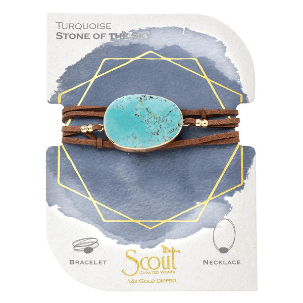 Turquoise: Gold Stone of the Sky (SL001)