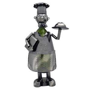 Chef Wine Holder (ZB2020)