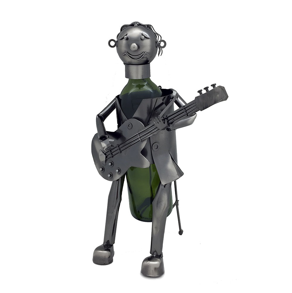 Guitar Player Wine Holder (ZB2040)