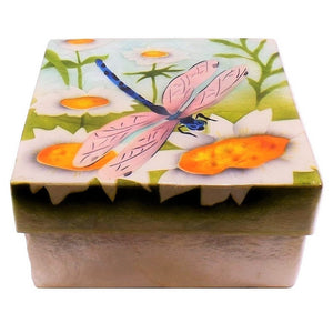 Large Dragonfly Trinket Box