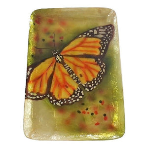 Medium Monarch Butterfly Tray (1629E)